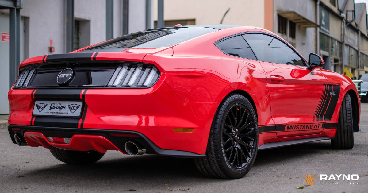 Red Window Tint >> Tips For Choosing The Best Window Tint For Your Vehicle