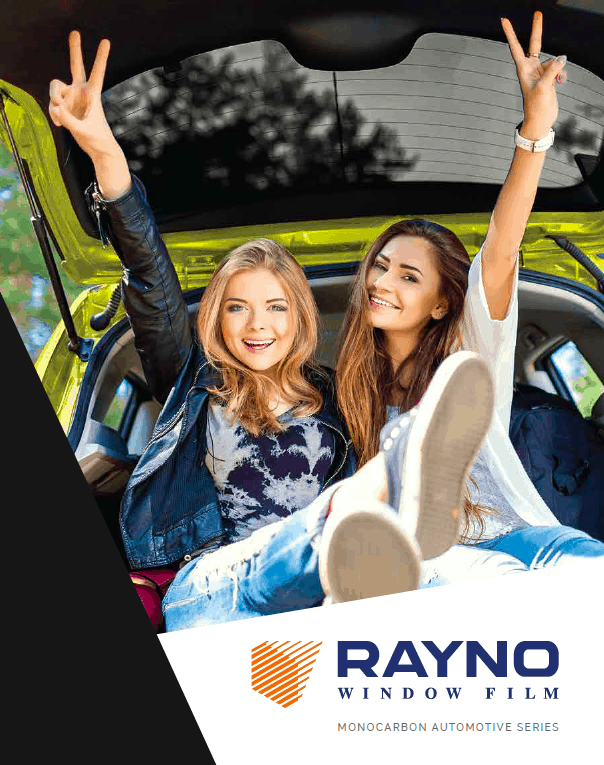 MonoCarbon by Rayno Window Film