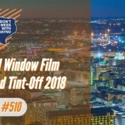 Rayno Window Film at 2018 Tint Off