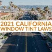 california tint laws