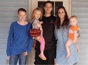 Harvey/Woodruff Family